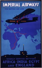 Vintage British Aviation Posters (22)