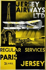 Vintage British Aviation Posters (13)