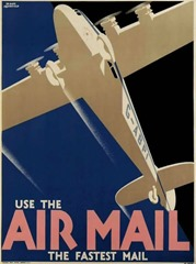 Vintage British Aviation Posters (19)