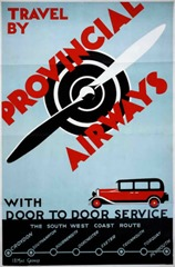 Vintage British Aviation Posters (1)